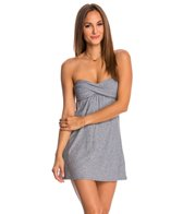 Swim Systems Block Party Bandeau Dress
