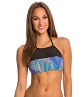 Swim Systems Stratosphere Halter Bikini Top  (D/DD Cup)