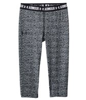 Under Armour Girls' Printed Armour Capri (6-20)