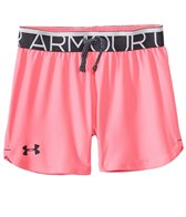Under Armour Girls' Play Up Short (6-20)