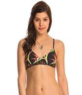 Eidon Swimwear Malama Madison Fixed Triangle Bikini Top
