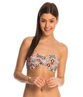 Eidon Swimwear Kindred Spirits Willow Twist Bandeau Bikini Top