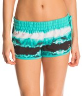 Hurley Phantom Block Party Tie Dye 2.5 Beachrider Boardshort