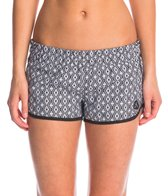 Hurley Supersuede Printed Diamond 2.5 Beachrider Boardshort