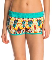 Hurley Supersuede Printed Kaleidoscope 2.5 Beachrider Boardshort