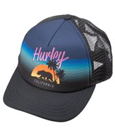 Hurley Destination California Trucker Hat
