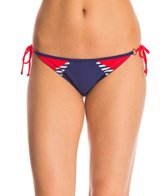 Body Glove Swimwear Victory Brasilia Tie Side Bikini Bottom