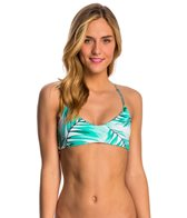 Body Glove Swimwear Tropi-Cal Alani Reverisble Halter Bikini Top