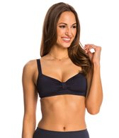 Kate Spade Georgica Beach Bow Bralette Bikini Top
