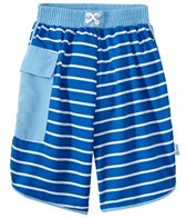 iPlay Boys' Classic Boardshort w/Built-in Swim Diaper (6mos-4T)