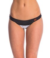 FOX Swimwear Camoto Elastic Waist Bikini Bottom