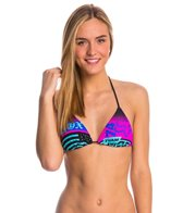 FOX Swimwear Unity Triangle Bikini Top