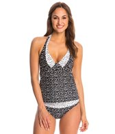 Sunsets Spot On Halter Tankini (E/F/G/H Cup)
