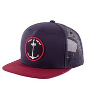 Rhythm Men's Anchor Cap