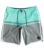 Quiksilver Men's Stomp Paradise Scallop 20'' Boardshort