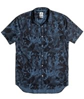 Quiksilver Men's Never Works Short Sleeve Shirt