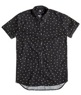 Quiksilver Men's Crossed Out Short Sleeve Shirt