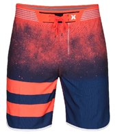 Hurley Men's Phantom Block Party Hyperweave Warp Boardshort