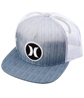 Hurley Men's Block Party Hyper Flow Trucker Hat