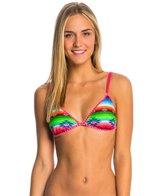 Hobie Swimwear Sonora Serape Triangle Bikini Top