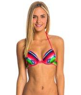 Hobie Swimwear Sonora Serape Underwire Bikini Top