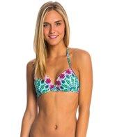 Hobie Swimwear Mazatlan Medallion Underwire Bikini Top