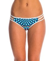 Bikini Lab Swimwear Birds of a Feather Hipster Bikini Bottom