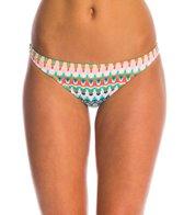 Bikini Lab Swimwear Ikat Stop This Feeling Skimpy Hipster Bikini Bottom