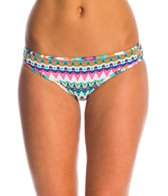 Bikini Lab Swimwear Ikat Stop This Feeling Hipster Bikini Bottom
