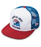 Volcom Men's Frothing Cheese Hat