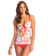 Beach House Seaboard Adjustable Tankini Top
