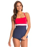 Beach House Palm Beach Racerback Tankini Top