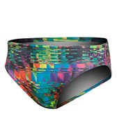 Speedo Turnz Eye Spy Printed Brief Swimsuit