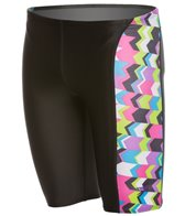 Speedo Flipturns Geo Playtime Jammer Swimsuit