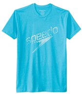 Speedo Men's Dashing Logo Tee Shirt