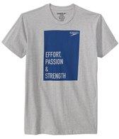 Speedo Men's Effort Tee Shirt