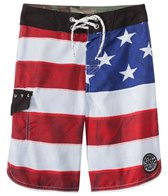 Rip Curl Boys' Old Glory Boardshort (8-20)
