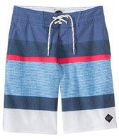 Rip Curl Boys' Rapture Stripe Boardshort (8-20)