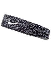 Nike Printed Tapered Fury Headband
