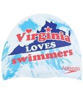 Speedo Virginia State Of The Art Swim Cap