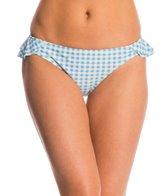 Betsey Johnson Swimwear Picnic Gingham Hipster Bikini Bottom
