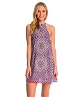 MINKPINK Wild for the Night Mini Cover Up Dress