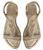 Pia Rossini Women's Nero Sandal