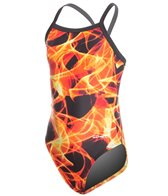 Waterpro Youth Quantum One Piece Swimsuit