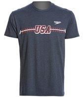 Speedo Unisex Lochte Jersey Tee Shirt