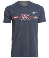 Speedo Unisex Clary Jersey Tee Shirt