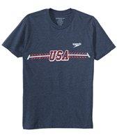 Speedo Unisex Franklin Jersey Tee Shirt