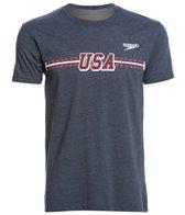Speedo Unisex Hardy Jersey Tee Shirt