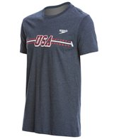 Speedo Unisex Lawrence Jersey Tee Shirt