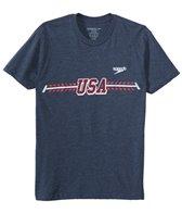 Speedo Unisex Vreeland Jersey Tee Shirt